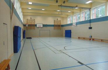 Sporthalle Hintergrundbild
